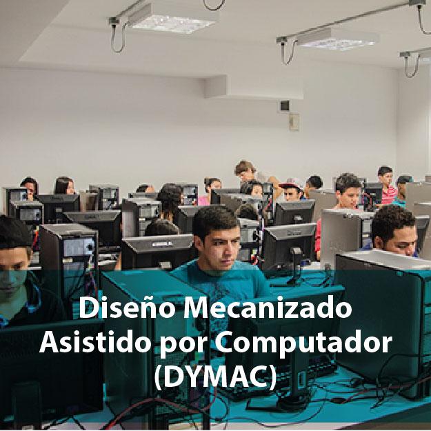Diseño mecanizado asistido por computador - DYMAC