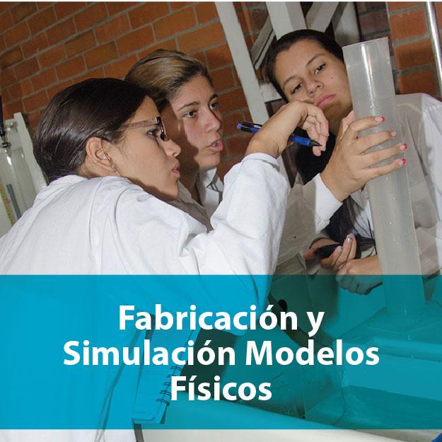 Fabricación y simulación de modelos físicos