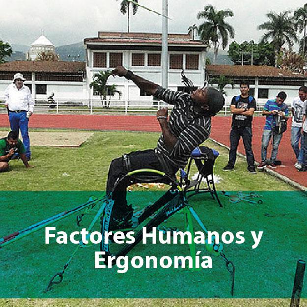 Factores humanos y ergonomía