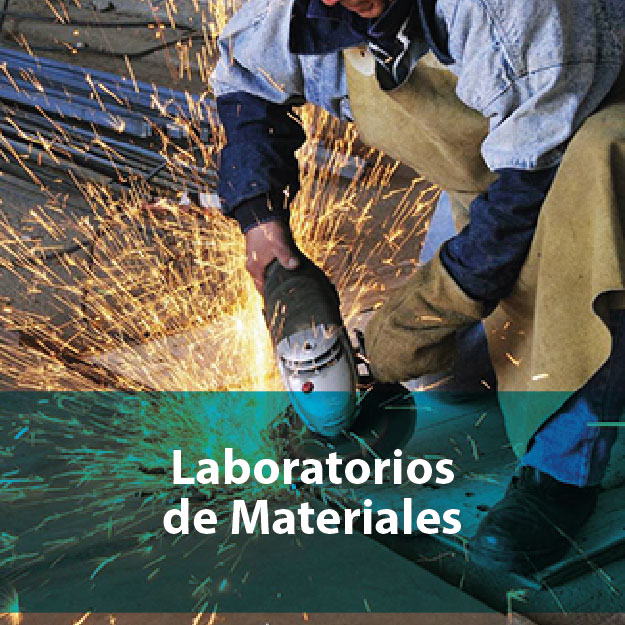 Laoratorios de materiales