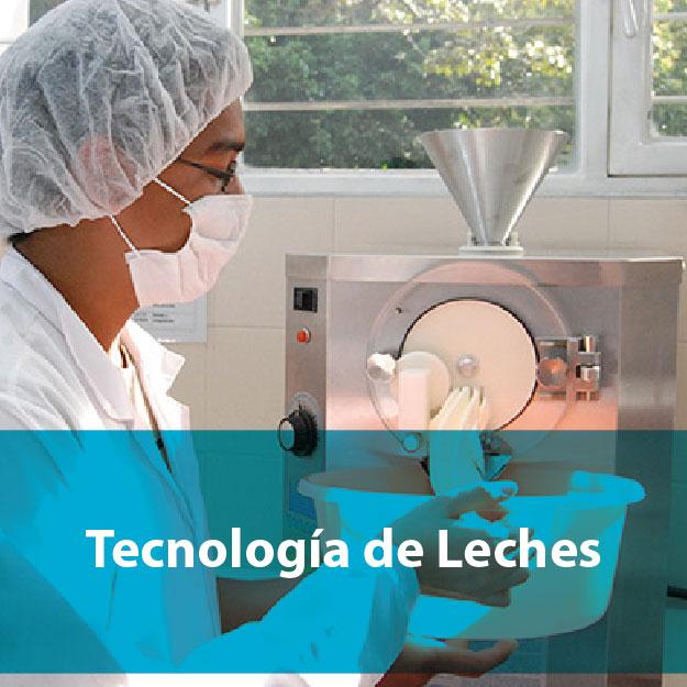 Tecnología de leches